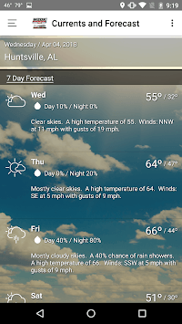WZDX Weather pc screenshot 2