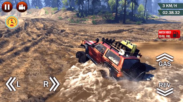 Offroad Xtreme 4X4 Rally Racing Driver pc screenshot 1