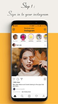 Download video for Instagram pc screenshot 1