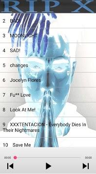 XXXTENTACION - BEST SONGS pc screenshot 1