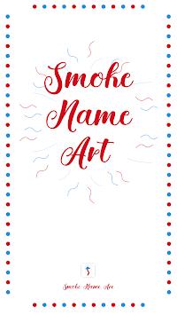 Smoke Name Art pc screenshot 1