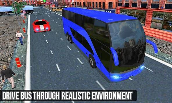 City Coach Bus Simulator 2016 PC screenshot 2