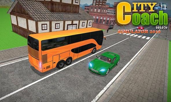 City Coach Bus Simulator 2016 PC screenshot 3