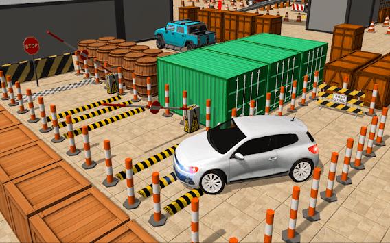 In Car Parking Games – Prado New Driving Game pc screenshot 1