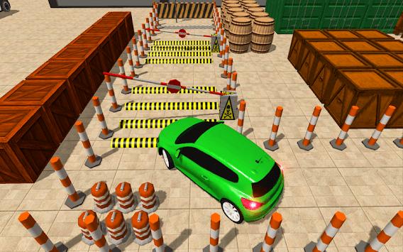 In Car Parking Games – Prado New Driving Game pc screenshot 2