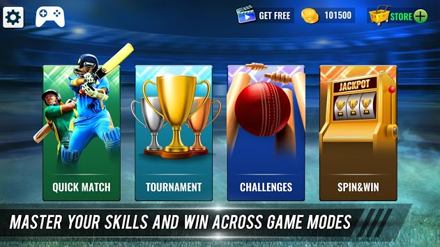 T20 Cricket Champions 3D pc screenshot 1
