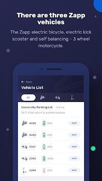 Zapp RideShare pc screenshot 2