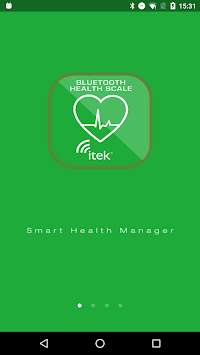 iTek Health Scale pc screenshot 1