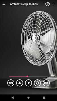 Ambient sleep sounds fan pc screenshot 1