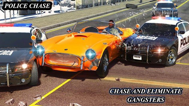 Police Car Chase: Real car Parking game: Cop Games pc screenshot 2