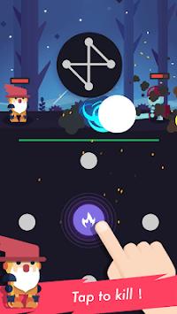 Swipe Magic: One Touch Drawing pc screenshot 1