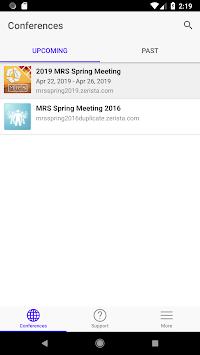 MRS Spring & Fall Meetings pc screenshot 2