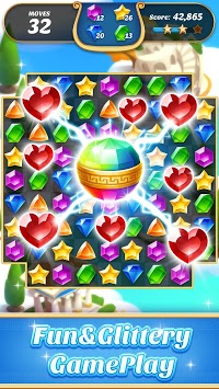 Jewel Temple 2019 - Free Match Puzzle pc screenshot 2