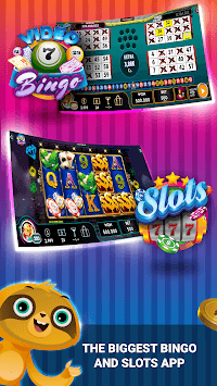 Let's WinUp! Free Slots and Video Bingo pc screenshot 1