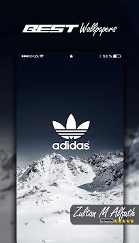 Cool 🕶️ Adidas Wallpapers HD 🔥🔥 pc screenshot 1