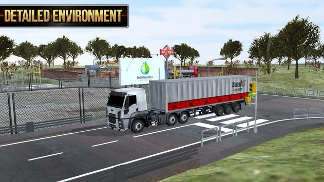 Euro Truck Driver 2018 : Truckers Wanted for PC Windows or