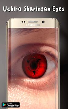 Uchiha Sharingan Eyes pc screenshot 1