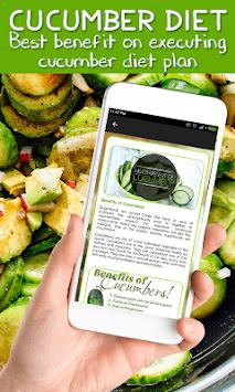 Best Cucumber Diet Weightloss Plan pc screenshot 2