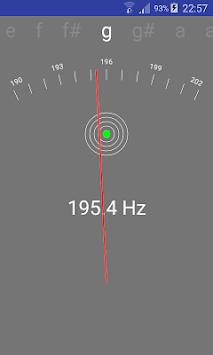 Pitch Tuner PC screenshot 1