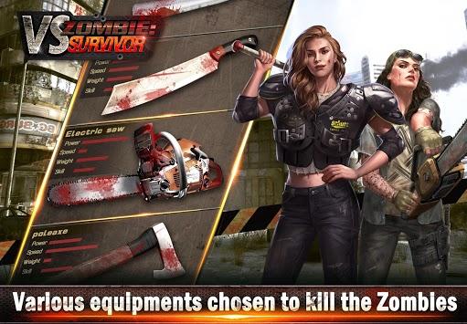 Doomsday Z Empire: Survival vs Zombie pc screenshot 1