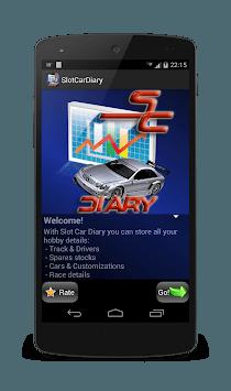 Slot Car Diary pc screenshot 1