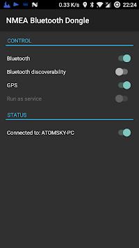 NMEA Bluetooth Dongle pc screenshot 1