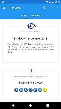 UK 49's pc screenshot 1