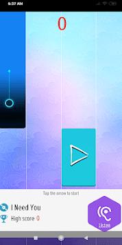 BTS Tiles - The pianist pc screenshot 2