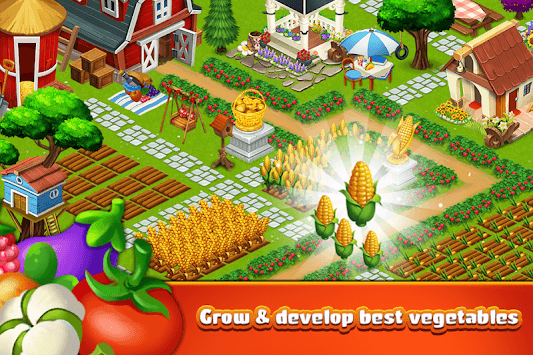 Harvest Season - farming manager pc screenshot 1