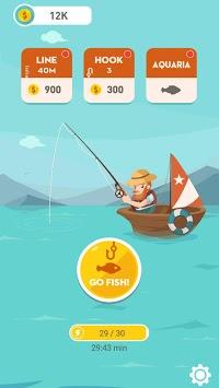 Happy Fishing - Catch Fish and Treasures pc screenshot 1