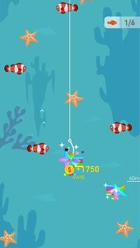 Happy Fishing - Catch Fish and Treasures pc screenshot 2
