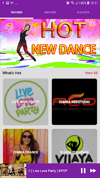 Fitness Dance - Dance Fitness Workout for US pc screenshot 2