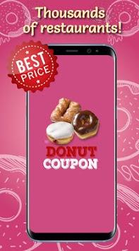 Donut Coupons pc screenshot 1