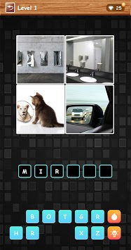 4 Pics 1 Word - Funny Puzzle Game pc screenshot 1
