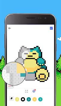 Pixel Art: Monster pc screenshot 1