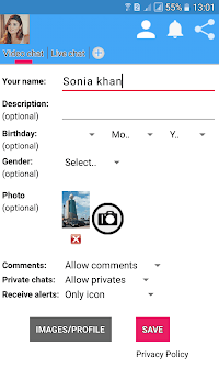Free Live chat - talk pc screenshot 1