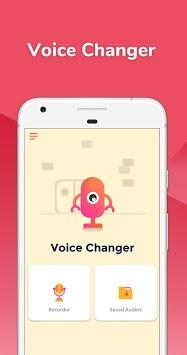 Koca Voice Changer - Funny Voice Effects pc screenshot 1
