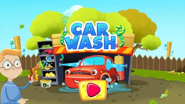 Car Washing Game - Vehicle Wash Game for Kids pc screenshot 1