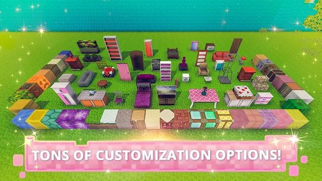 Dollhouse Builder Craft: Doll House Building Games PC screenshot 3