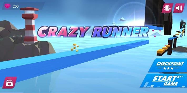 Crazy Runner pc screenshot 1