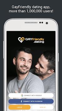 Gay guys chat & dating app - GayFriendly.dating pc screenshot 1