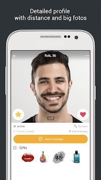 Gay guys chat & dating app - GayFriendly.dating pc screenshot 2