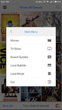 FREE FULL MOVIES 2019 - HD BOX VIDEO PLAYER pc screenshot 1