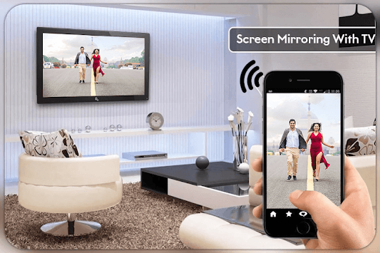 Cast To TV : Screen Mirroring For Smart TV pc screenshot 1