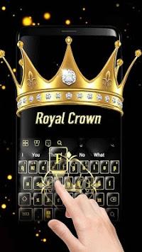 3D Golden Crown Keyboard pc screenshot 2