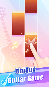 Magic Guitar Tiles pc screenshot 1