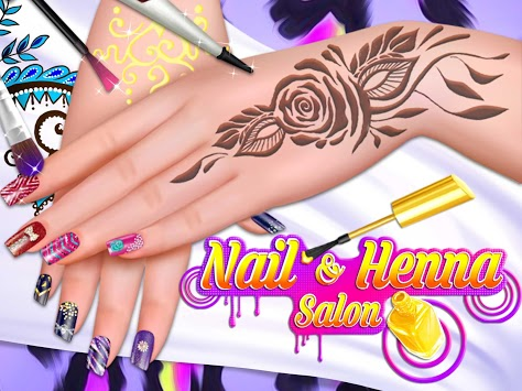 Henna's Nail Beauty SPA Salon pc screenshot 1