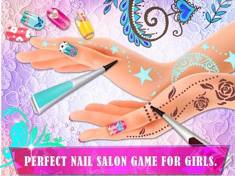 Henna's Nail Beauty SPA Salon pc screenshot 2