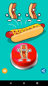 Hot Dog Jelly Button pc screenshot 1