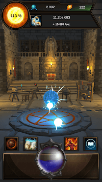 Idle Magic Clicker - A Wizard Tap Game (No IAP) pc screenshot 1